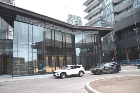 Apartment for rent at 70 Queens Wharf * Rd Unit 1007 Toronto Ontario - MLS: C4523531