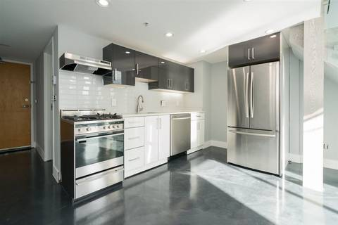 Condo for sale at 933 Seymour St Unit 1007 Vancouver British Columbia - MLS: R2405781