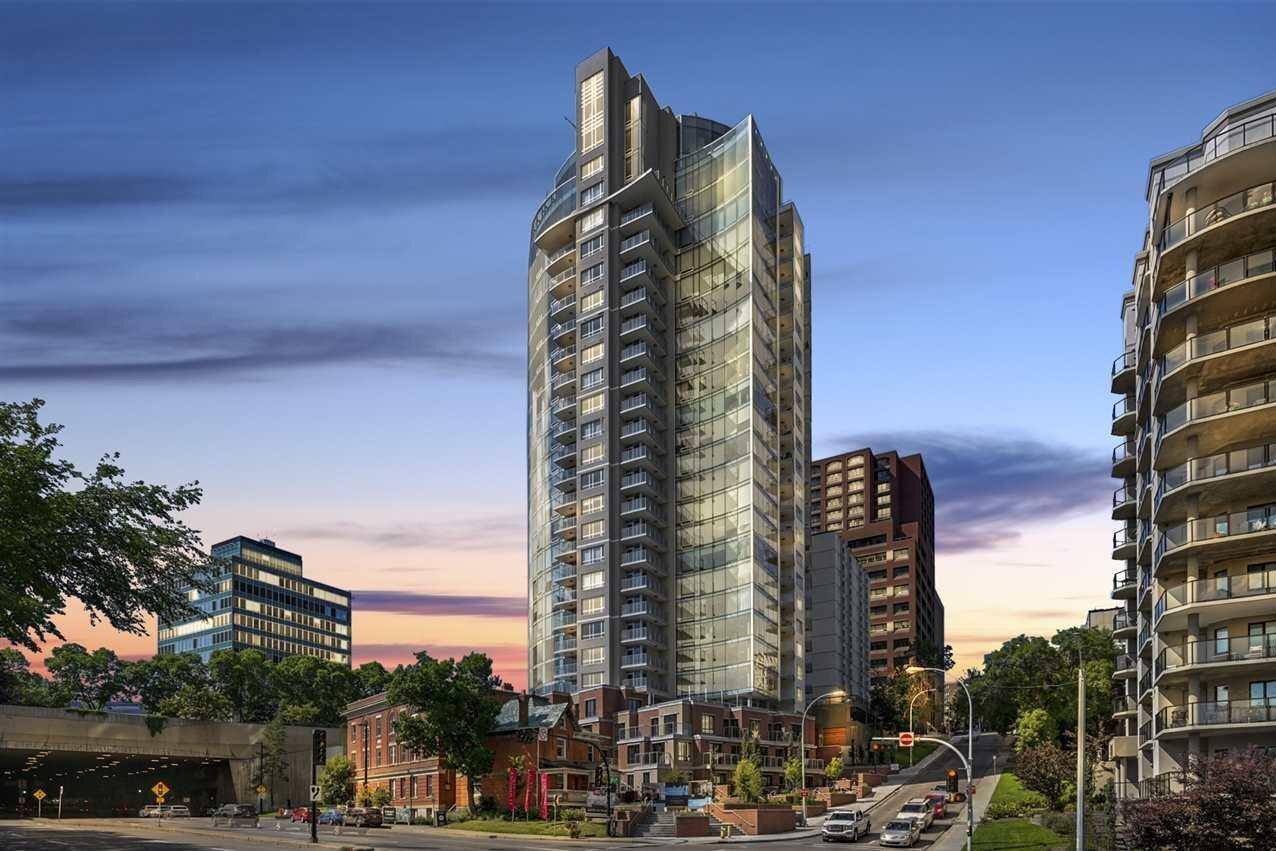 Condo for sale at 9720 106 St NW Unit 1007 Edmonton Alberta - MLS: E4210030