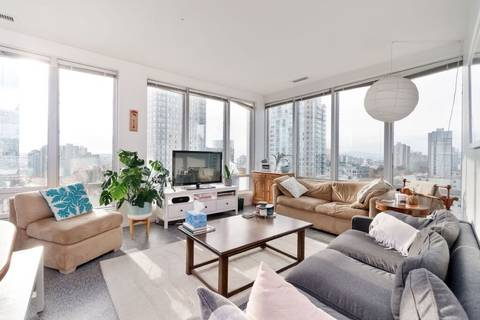 Condo for sale at 989 Nelson St Unit 1007 Vancouver British Columbia - MLS: R2438565