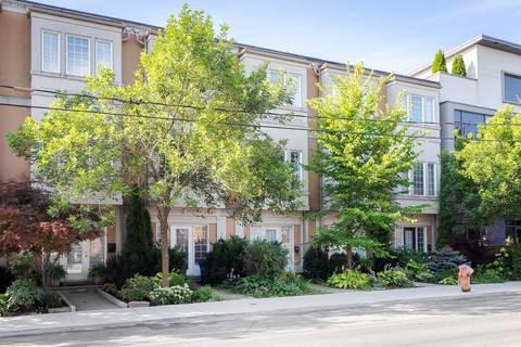 Townhouse for sale at 1007 Dundas St Toronto Ontario - MLS: E4696009