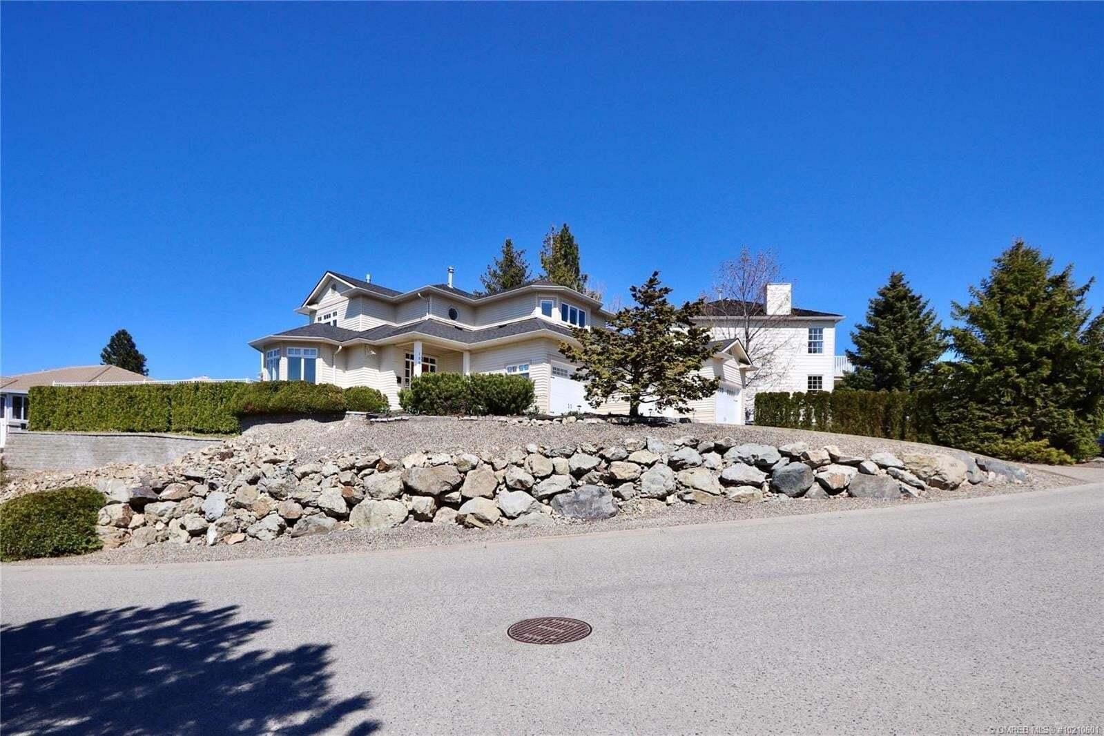House for sale at 1007 Skeena Dr Kelowna British Columbia - MLS: 10210601
