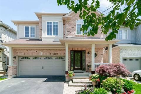 House for sale at 1007 Vickerman Wy Milton Ontario - MLS: W4696019