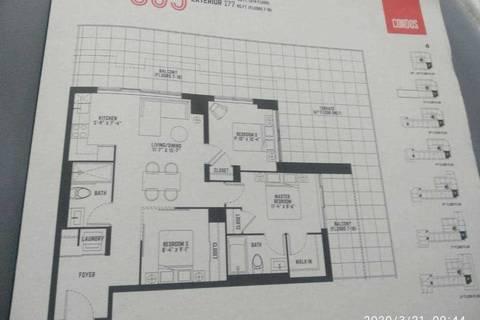 Apartment for rent at 120 Parliament St Unit 1008 Toronto Ontario - MLS: C4729664