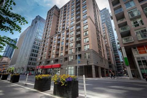 Apartment for rent at 140 Simcoe St Unit 1008 Toronto Ontario - MLS: C4735610