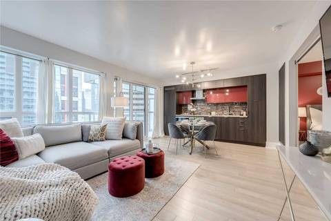 Apartment for rent at 300 Front St Unit 1008 Toronto Ontario - MLS: C4728734