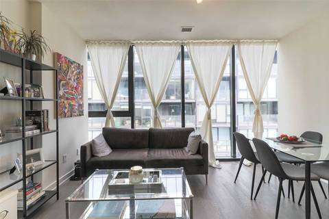 Condo for sale at 38 Stewart St Unit 1008 Toronto Ontario - MLS: C4553574
