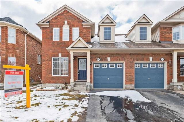 For Sale: 1008 Cooper Avenue, Milton, ON | 3 Bed, 3 Bath Townhouse for $709,000. See 18 photos!
