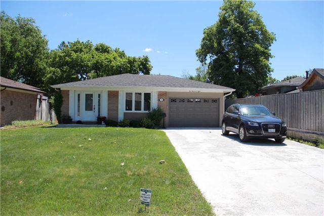 Sold: 1008 Franconia Drive, Mississauga, ON