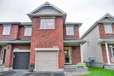House for sale at 1008 Grapefern Te Ottawa Ontario - MLS: 1194422