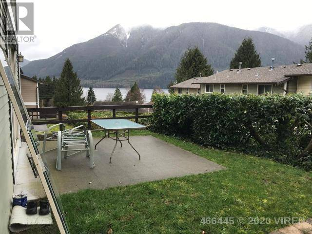 Townhouse for sale at 1008 Maquinna Ave Port Alice British Columbia - MLS: 466445