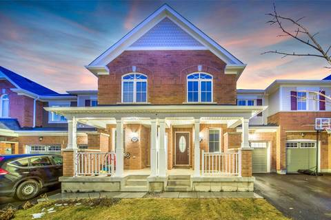 Townhouse for sale at 1008 Reflection Pl Pickering Ontario - MLS: E4667071