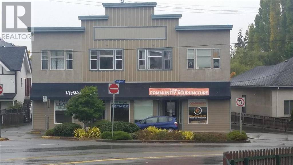 Commercial property for lease at 1008 Russell St Victoria British Columbia - MLS: 417156