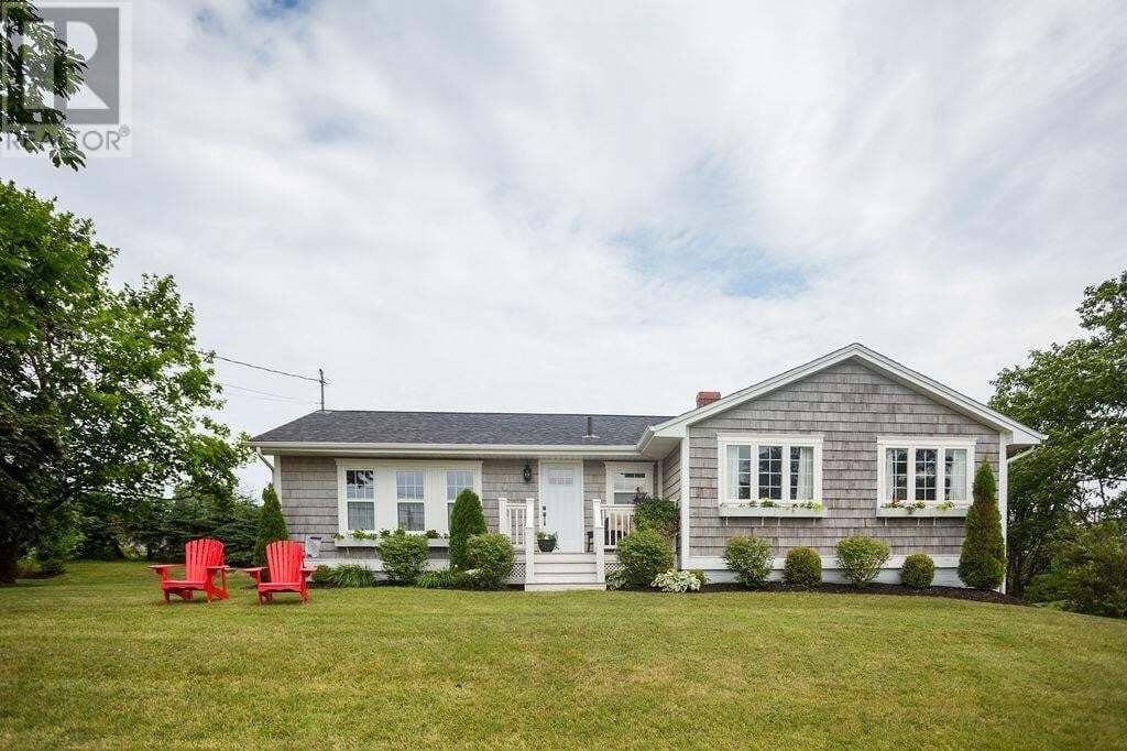 House for sale at 10080 Route 6 Hy Stanley Bridge Prince Edward Island - MLS: 202016385