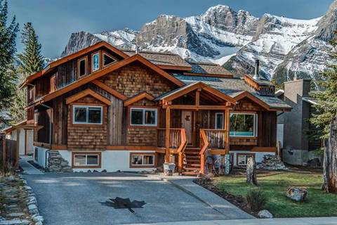 House for sale at 1009 15 St Canmore Alberta - MLS: C4243448