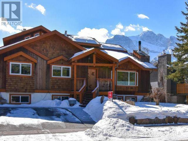 House for sale at 1009 15th St Canmore Alberta - MLS: 52155