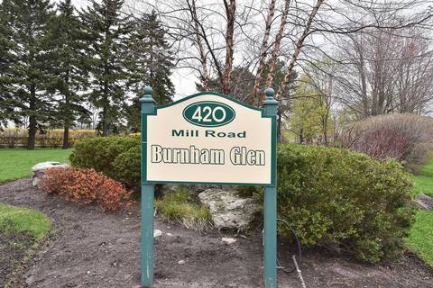 Condo for sale at 420 Mill Rd Unit 1009 Toronto Ontario - MLS: W4445239