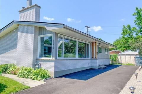 House for sale at 1009 Goren Ave Ottawa Ontario - MLS: 1158347