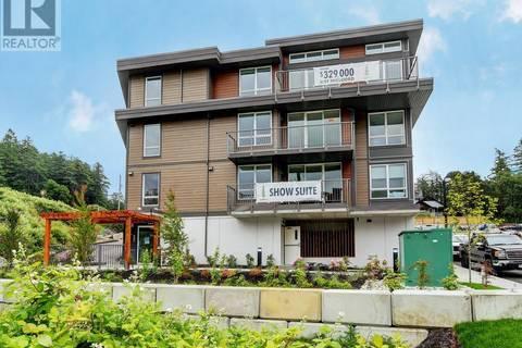 Condo for sale at 100 Presley Pl Unit 101 Victoria British Columbia - MLS: 411913