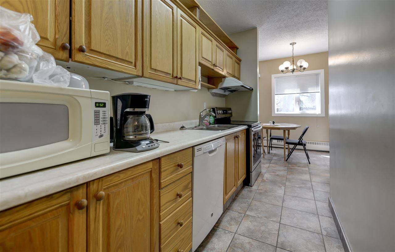 Condo for sale at 10033 89 Ave Nw Unit 101 Edmonton Alberta - MLS: E4167833
