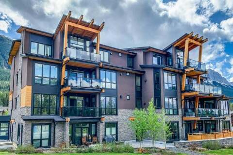 Townhouse for sale at 101 Stewart Creek Rise Ri Unit 101 Canmore Alberta - MLS: C4299981