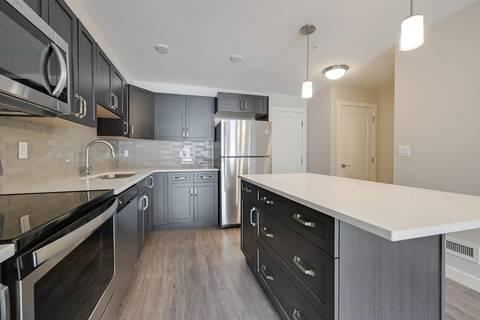 Condo for sale at 1029 173 St Sw Unit 101 Edmonton Alberta - MLS: E4187821