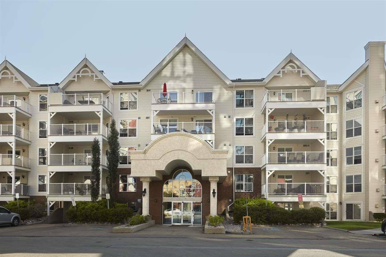 Condo for sale at 10311 111 St Nw Unit 101 Edmonton Alberta - MLS: E4169916