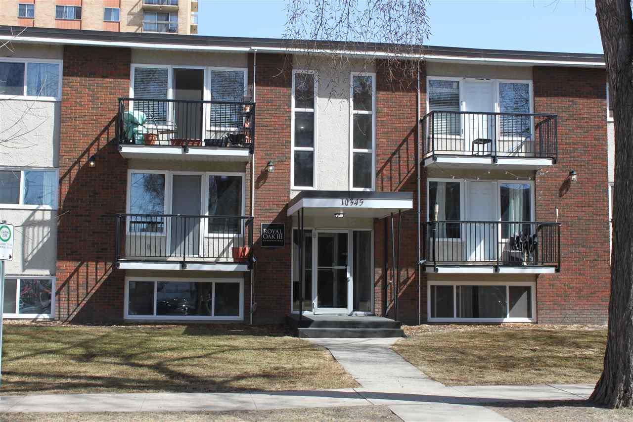 Buliding: 10345 123 Street, Edmonton, AB