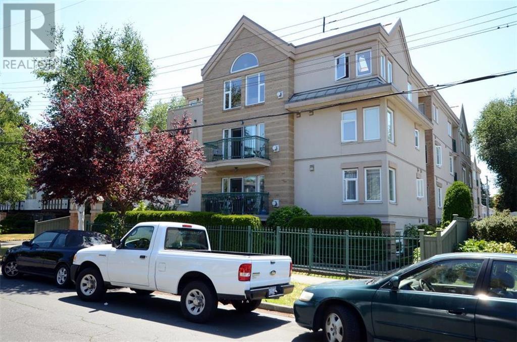 Buliding: 1037 Richardson Street, Victoria, BC
