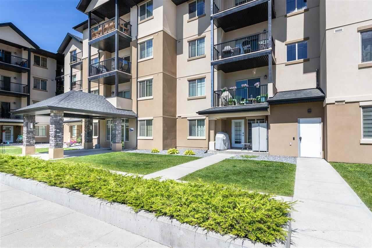 Condo for sale at 10530 56 Av NW Unit 101 Edmonton Alberta - MLS: E4203228