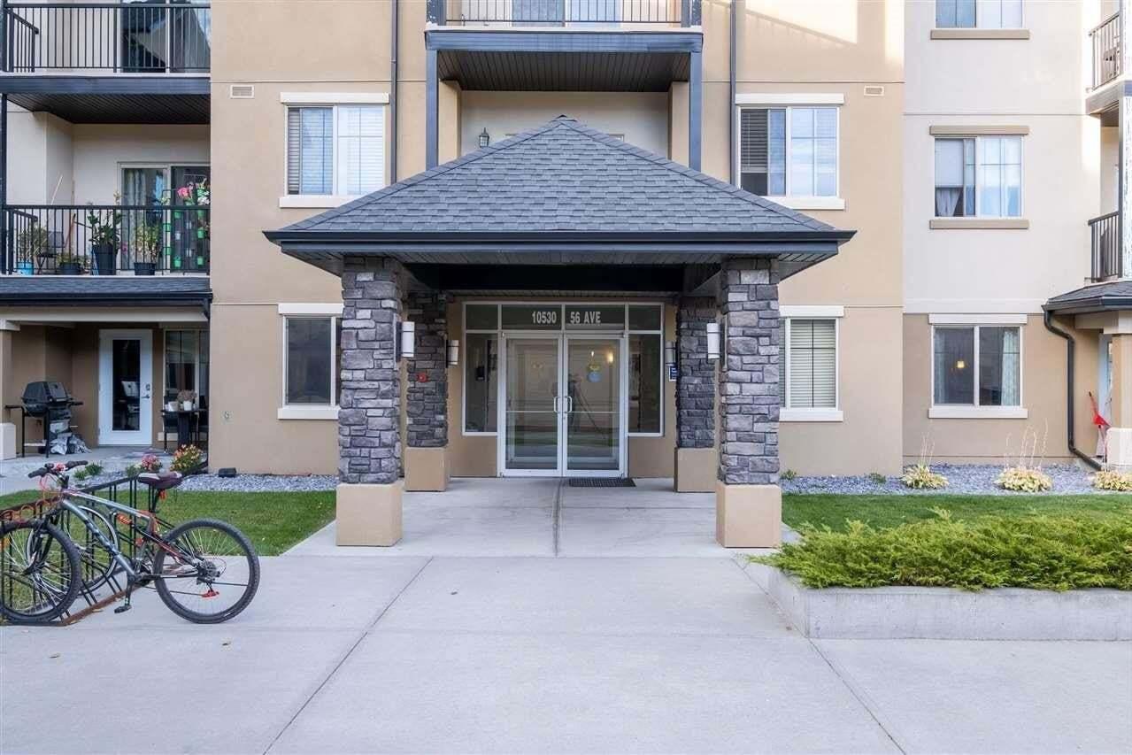 Condo for sale at 10530 56 Av NW Unit 101 Edmonton Alberta - MLS: E4216118