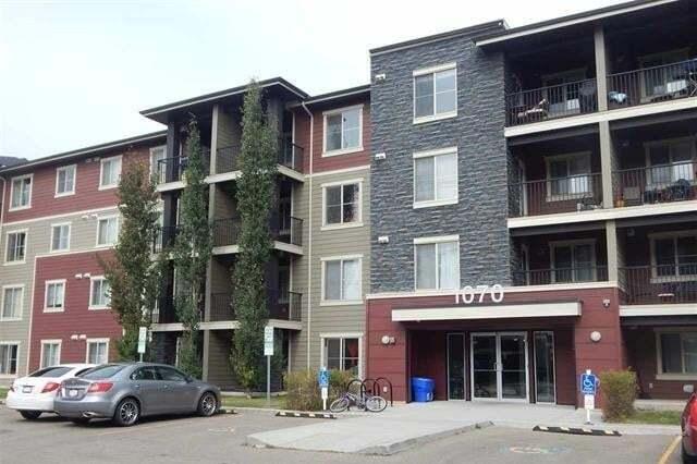 Condo for sale at 1070 Mcconachie Bv NW Unit 101 Edmonton Alberta - MLS: E4211543