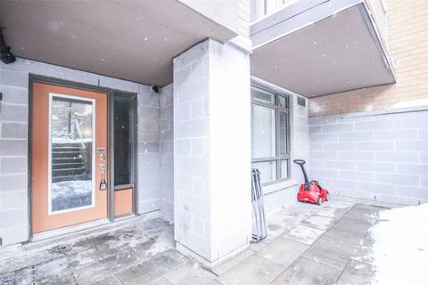 Condo for sale at 1070 Progress Ave Unit 101 Toronto Ontario - MLS: E4648246