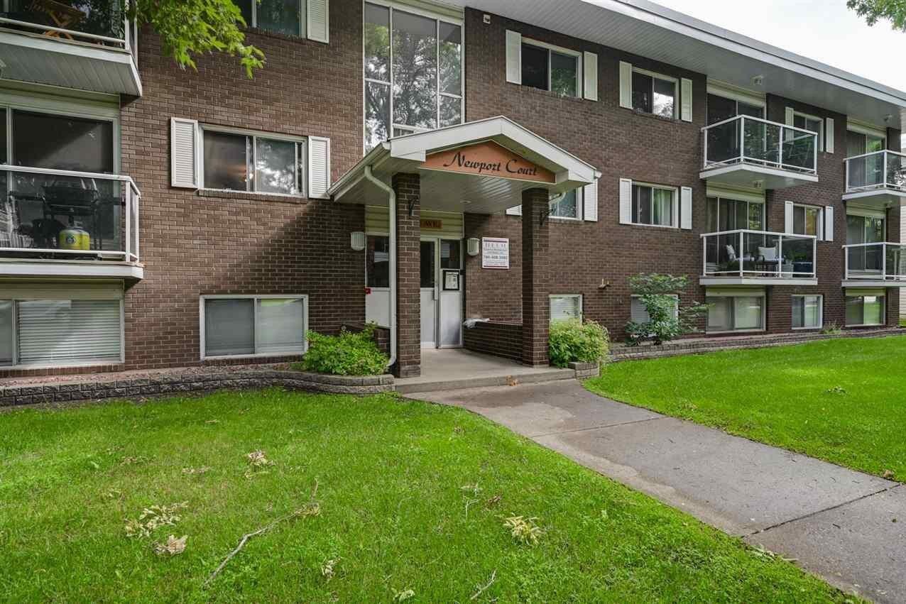 Condo for sale at 10720 84 Av NW Unit 101 Edmonton Alberta - MLS: E4220128