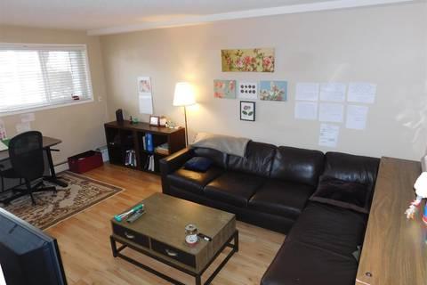 Condo for sale at 10815 83 Ave Nw Unit 101 Edmonton Alberta - MLS: E4154847