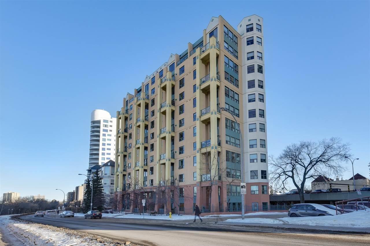 Condo for sale at 10855 Saskatchewan Dr NW Unit 101 Edmonton Alberta - MLS: E4224908