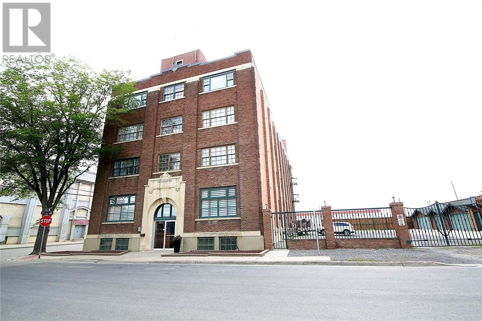 Condo for sale at 1150 Rose St Unit 101 Regina Saskatchewan - MLS: SK827127