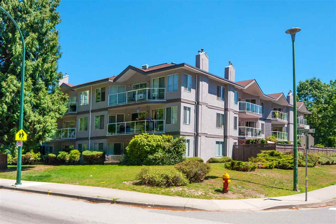 For Sale: 101 - 1167 Pipeline Road, Coquitlam, BC | 2 Bed, 1 Bath Condo for $389,000. See 13 photos!