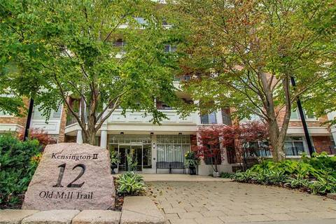 Condo for sale at 12 Old Mill Tr Unit 101 Toronto Ontario - MLS: W4750645