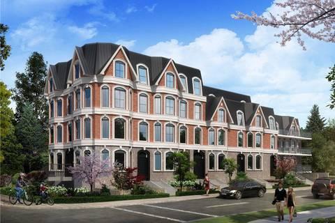 Condo for sale at 120 Donlands Ave Unit 101 Toronto Ontario - MLS: E4312996
