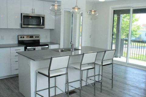 Apartment for rent at 1200 Main St Unit 101 Milton Ontario - MLS: W4505408