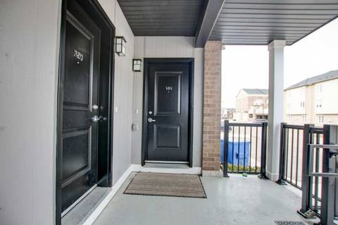 Condo for sale at 1204 Main St Unit 101 Milton Ontario - MLS: W4719784