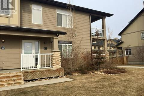 Townhouse for sale at 129 Fontaine Cres Unit 101 Fort Mcmurray Alberta - MLS: fm0161681