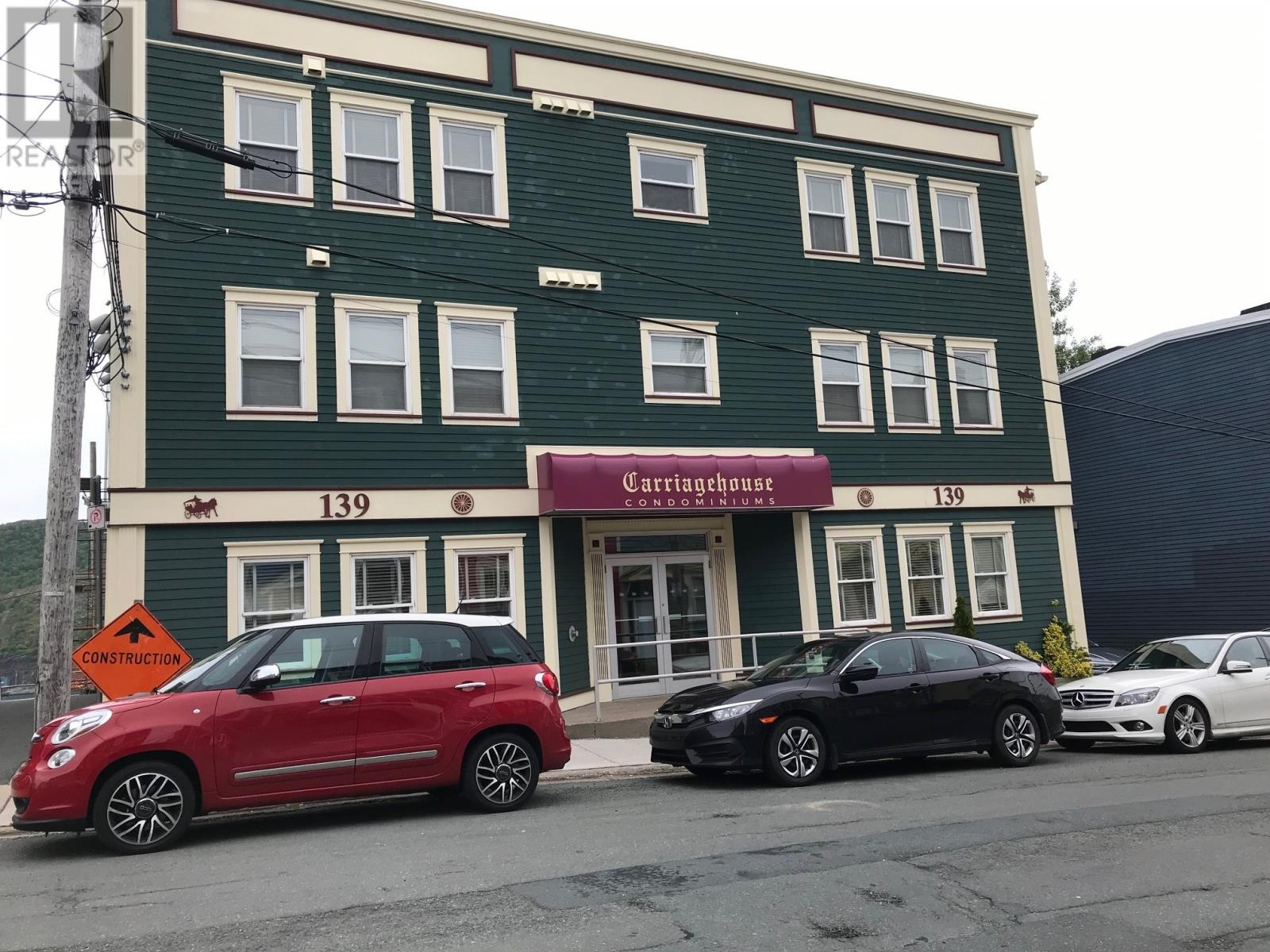 Removed: 101 - 139 Gower Street, St Johns, NL - Removed on 2019-11-03 11:48:02