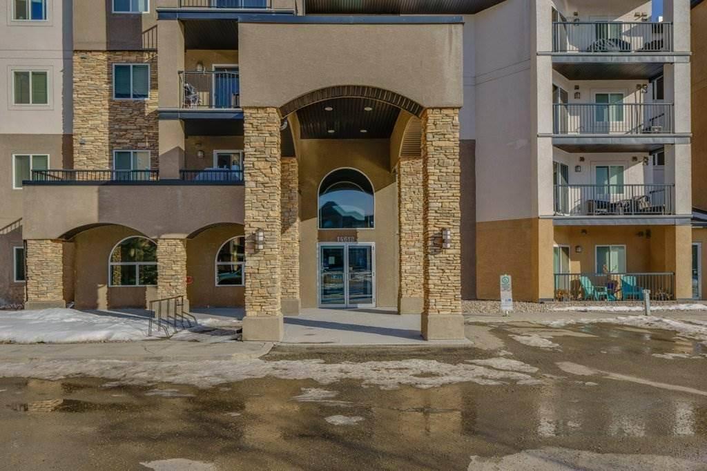 Condo for sale at 14612 125 St Nw Unit 101 Edmonton Alberta - MLS: E4190241