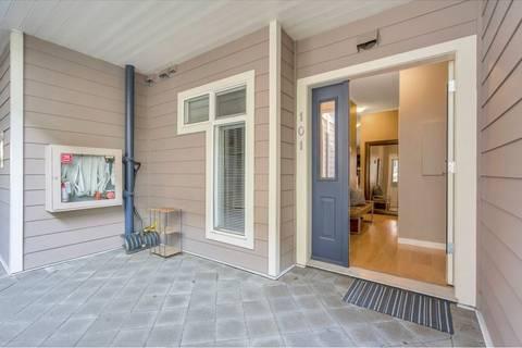 Condo for sale at 15154 Roper Ave Unit 101 White Rock British Columbia - MLS: R2444616
