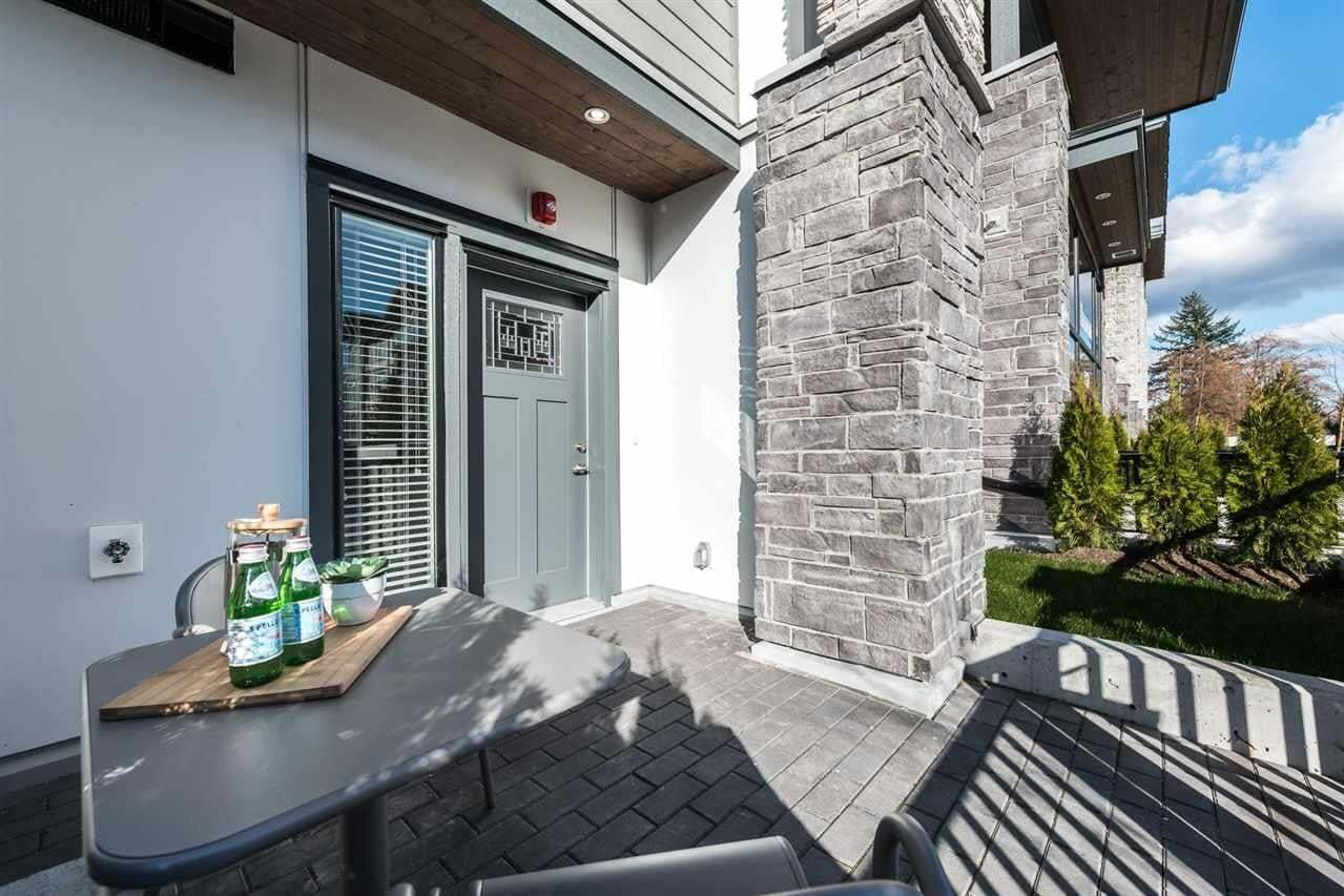 Townhouse for sale at 15351 101 Ave Unit 101 Surrey British Columbia - MLS: R2477431