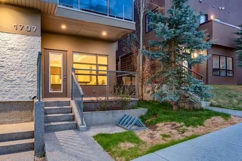 Condo for sale at 1707 27 Ave Southwest Unit 101 Calgary Alberta - MLS: C4247406