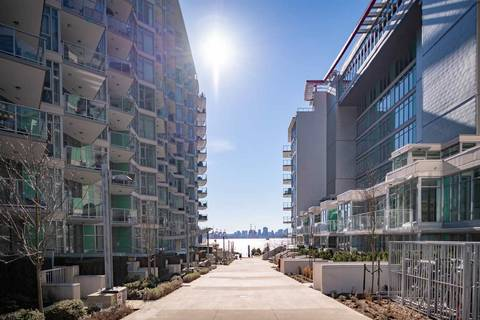Condo for sale at 172 Victory Ship Wy Unit 101 North Vancouver British Columbia - MLS: R2362865