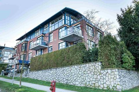 Townhouse for sale at 1725 Balsam St Unit 101 Vancouver British Columbia - MLS: R2438458